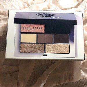 BNIB Bobbi Brown Bellini Mini lip & Eye Palette